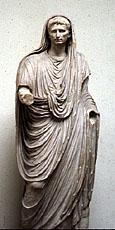 Augustus as pontifex