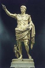 Augustus as general