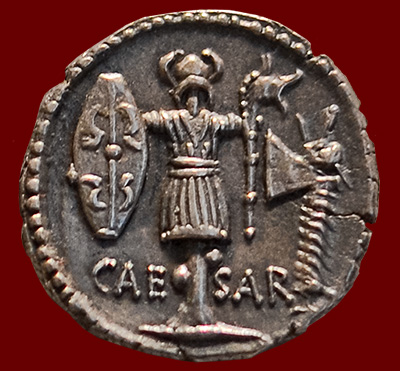 coin of Caesar