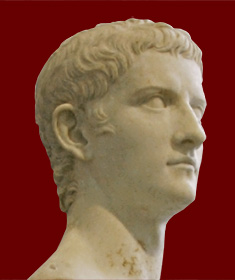 Met bust of Caligula