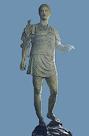 statue of charioteer