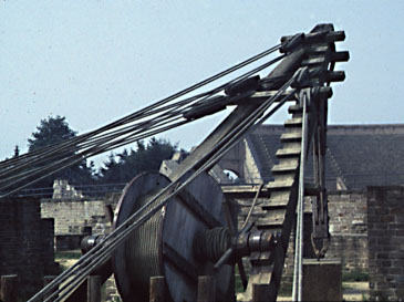 Ancient Roman Crane.