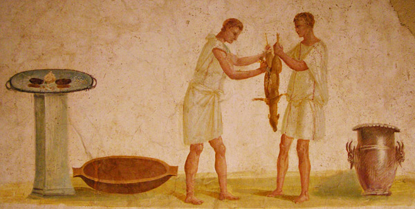 the role of slavery in roman