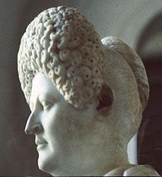 Flavian woman