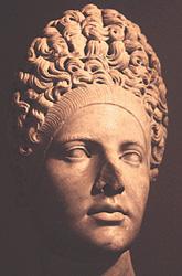 Vibia Sabina, Wife of Emperor Hadrian.