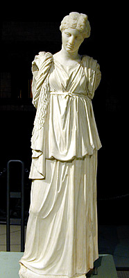 Clothing of the Ancient Greek Women