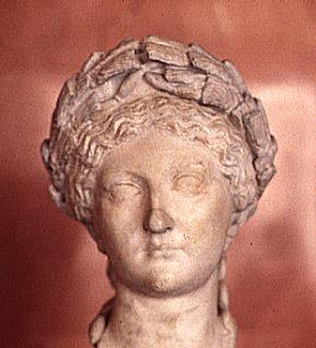bust of Livia