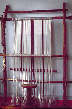 reconstructed loom
