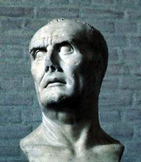 bust of Marius