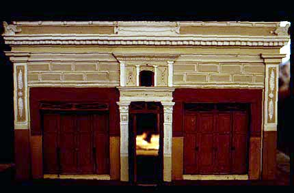 Build Ancient Roman House Model Best Art