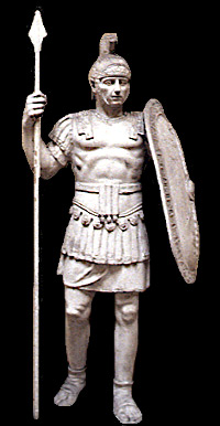 statue of praetorian