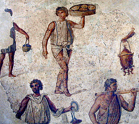 essay on roman slaves