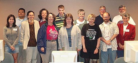 1999 workshop participants