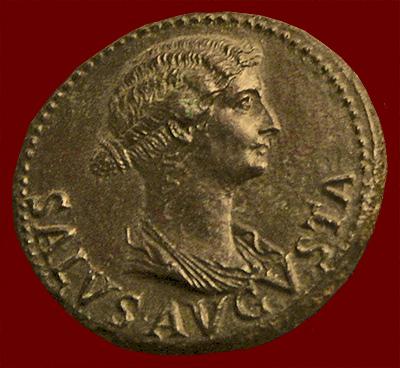 dupondius of Tiberius