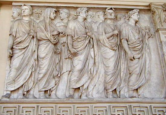 augustus establishment of the principate
