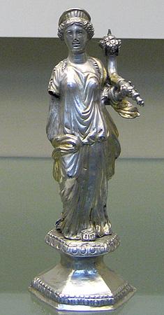 Juno as Fortuna