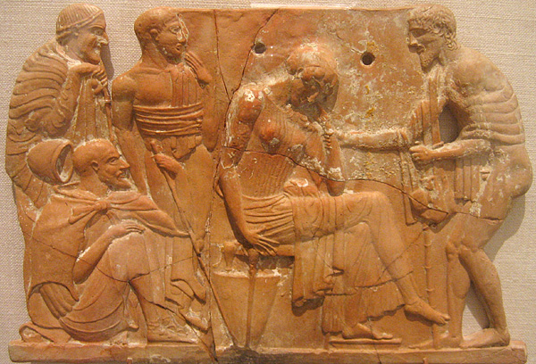 What the Ancient Greeks Have To Teach Us About Post Traumatic Stress    Odyssey Penelopes Test