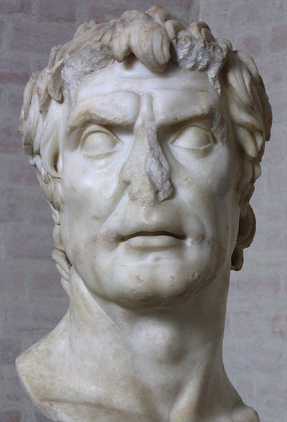 suetonius death of caesar latin De vita caesarum ( latin  literal translation: about the life of the caesars), commonly known as the twelve caesars , is a set of twelve biographies of julius caesar and the first 11 emperors of the roman empire written by gaius suetonius tranquillus .