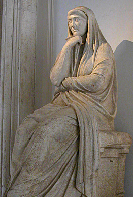 Augustan woman