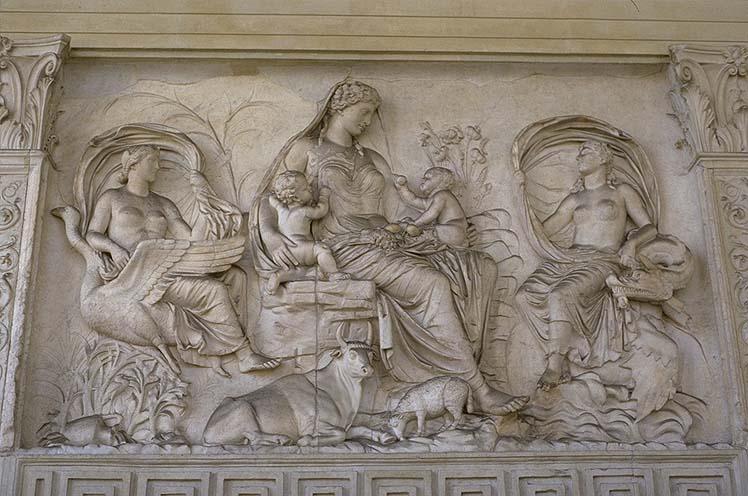 Roman Art from AICT