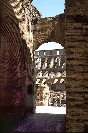 Colosseum Interieur